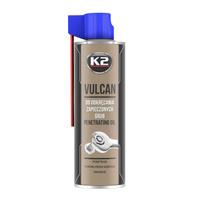 K2 Vulcan do odkręcania śrub z MoS2 poluzowuje śruby 500ml