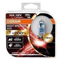 OSRAM H4 Night Breaker Laser +200% 2szt. DUO BOX