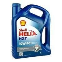 Olej silnikowy Shell Helix HX7 Benzyna 10W/40 4L