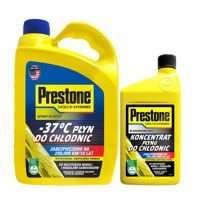 ZESTAW: Prestone Gotowy płyn do chłodnic 4L+koncentrat 1L