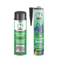 Zestaw: Masa uszczelniająca Boll+ konserwacja spray