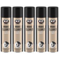 Zmywacz do hamulców  K2 Brake Cleaner 600ml - zestaw 5szt