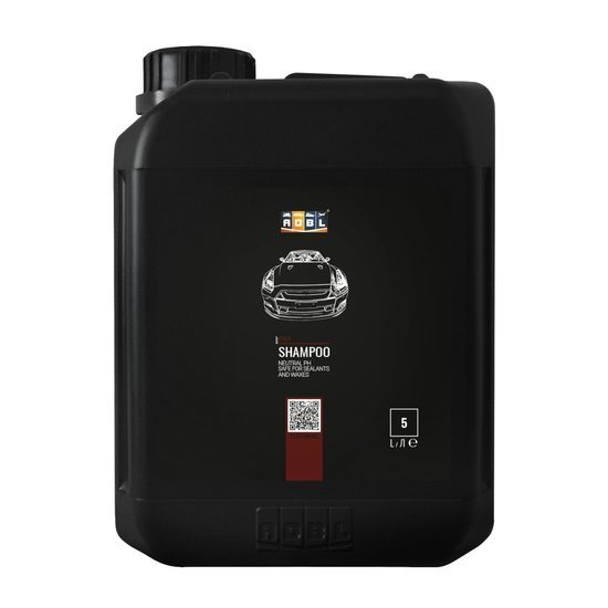 ADBL Shampoo szampon samochodowy koncentrat neutralne pH 5L