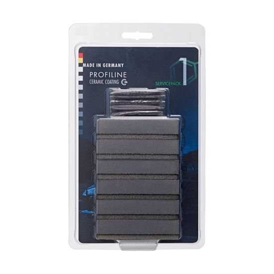 Aplikator + ściereczka do powłok 6 szt Sonax Service Pack 1 Ceramic Coating CC36