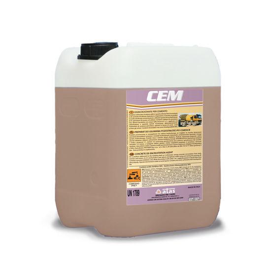 Atas CEM - preparat do usuwania pozostałości po cemencie 10kg