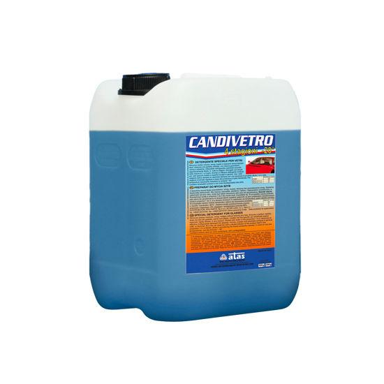 Atas Candivetro płyn do mycia szyb - czyści szyby 10kg