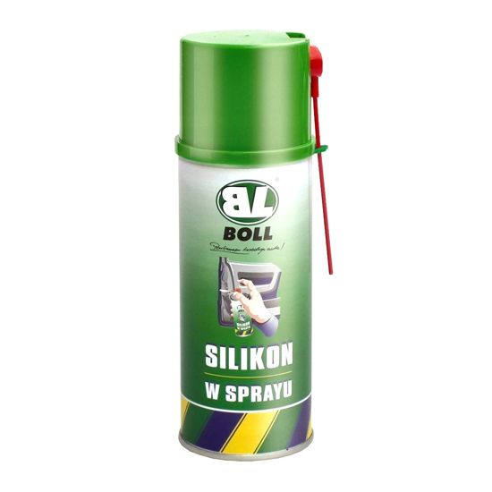 Boll silikon w sprayu do konserwacji uszczelek i gumy 400ml