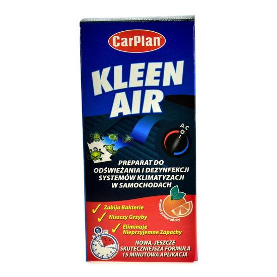CarPlan Kleen Air odgrzybiacz - odświeżacz klimatyzacji 150ml