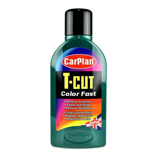 CarPlan T-CUT Color Fast - wosk koloryzujący Zielony 500ml