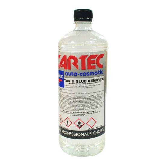 Cartec Tar Glue Remover płyn do usuwania smoły, kleju i asfaltu 1l