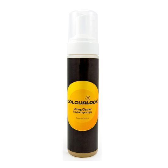 Colourlock Strong Cleaner mocny środek do czyszczenia skóry 200ml