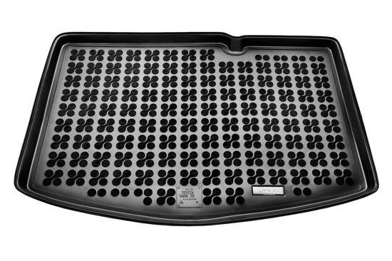 Dywanik gumowy wykładzina bagażnika do samochodu Toyota Yaris (2011-)