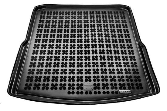 Dywanik wykładzina gumowa bagażnika do samochodu Skoda Superb II Kombi (2009-)