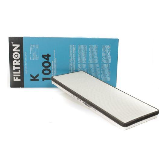 FILTRON filtr kabinowy K1004 - Audi 80,90 93->, A4 95-> , VW Passat 96->