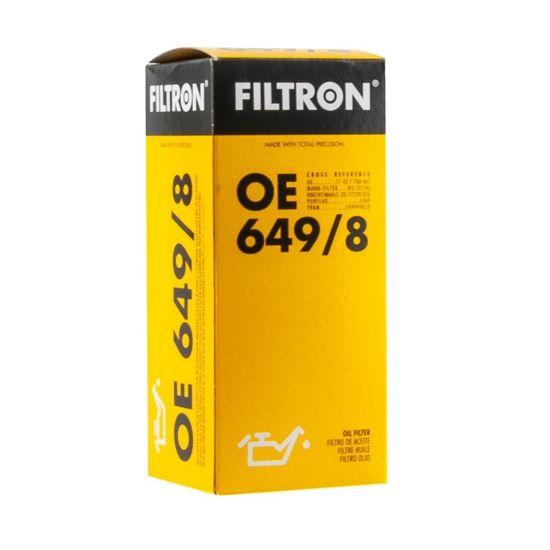FILTRON filtr oleju OE649/8 - BMW 730D E65 10/02-