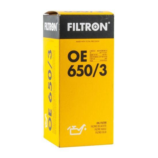FILTRON filtr oleju OE650/3 - Audi A4/6/8 2,7-4,0tdi 04-