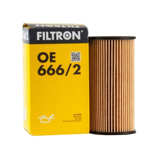 FILTRON filtr oleju OE666/2 - Renault 2.0dCi 06-