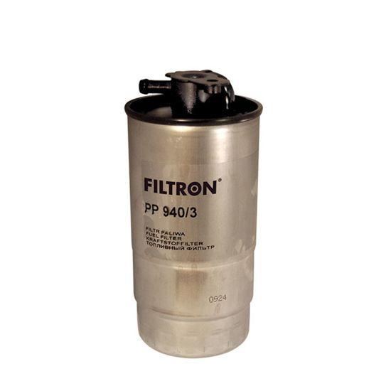 FILTRON filtr paliwa PP940/3 - BMW E39/46/53, 330/520/530/X5, M47D20/M57D20/M57D30, 99->