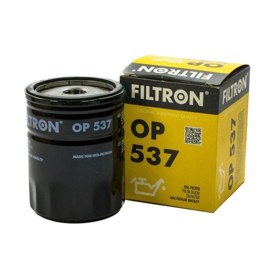 FILTRON fltr oleju OP537 - Alfa Romeo, Lancia, Zastava, Fiat Fiorino, Tipo, Tempra, Uno