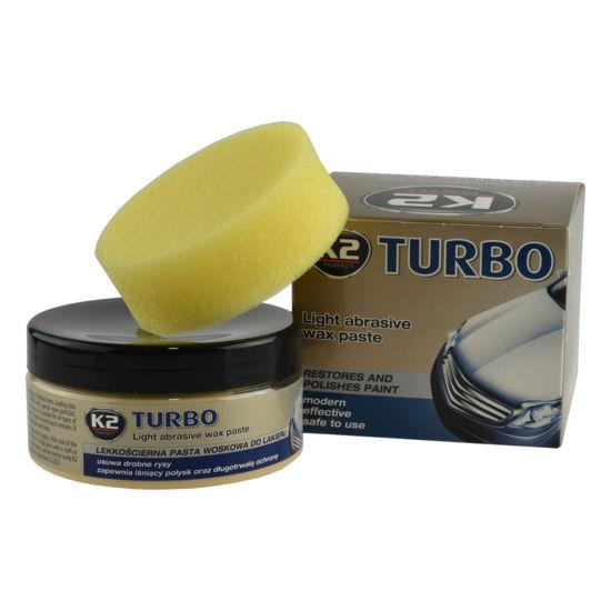 K2 Tempo Turbo pasta lekkościerna z woskiem 250g
