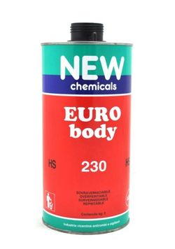 New Chemicals Baranek środek do ochrony karoserii Czarny na pistolet 2kg
