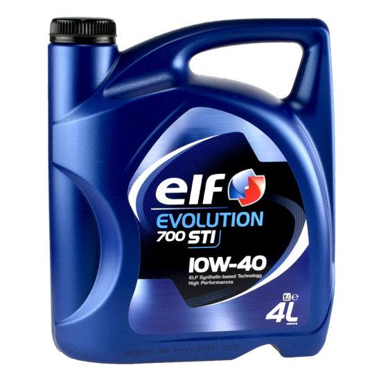 Olej silnikowy ELF Evolution 700 STI 10W/40 4L