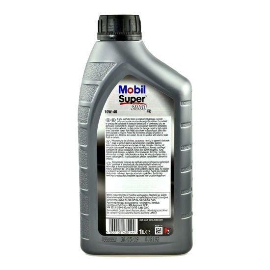Olej silnikowy Mobil Super Premium 2000 X1 10W/40 1L