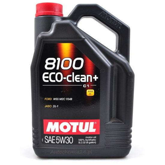 Olej silnikowy Motul 8100 ECO-clean + C1 5W/30 5L