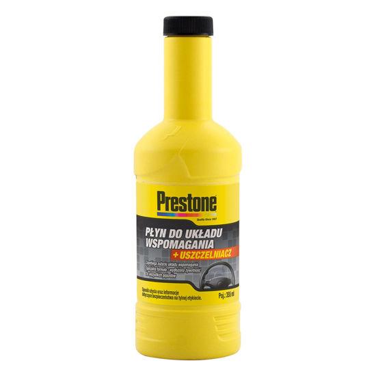 Prestone Power Steering Fluid + Stop Leak - płyn do układu wspomagania z uszczelniaczem 355ml