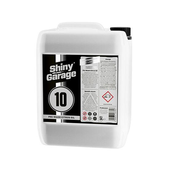 Shiny Garage Pre-Wash Citrus Oil - płyn do mycia wstępnego 5L