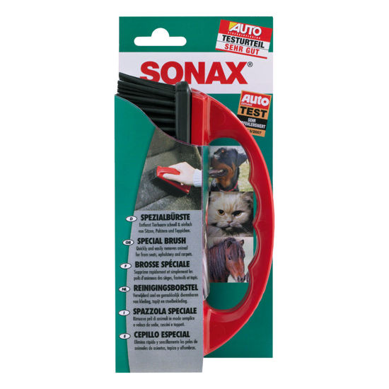 Sonax szczotka do usuwania sierści