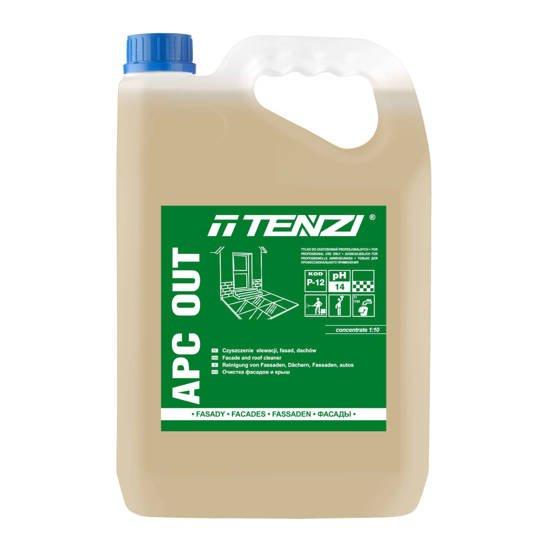 Tenzi APC OUT płyn czyszcząco-myjący do powierzchni zewnętrznych 5L