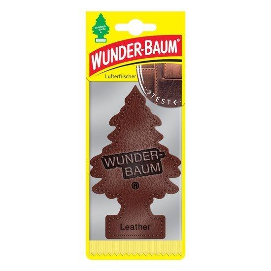 Wunder Baum choinka zapachowa - zapach Skóra
